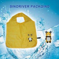 2014 cute animal foldable bag