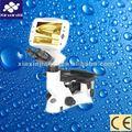 تفاقم معكوس المعدنية الرقمية مجهر مجهر الفيديو DMS-551 / 3D
