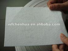 polyester mat for SBS APP bitumen waterproof membrane