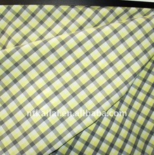 cotton yarn dyed poplin(KL110458)