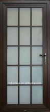 PVC casement door(Double panel)