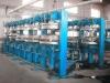 hydraulic tire vulcanizing machine/rubber machine