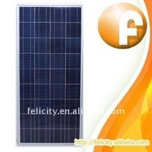 high efficiency 12V 150W solar panel price