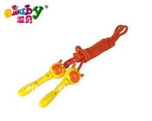 animal wood handle jump ropes