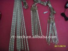 holiday drop light 50cm each set had 10 tubes shenzhen led