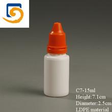 C7 Purified 15 ml plastic Eye Dropper
