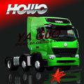 Howo A7 6 x 4 caminhões pesados ( 336hp )