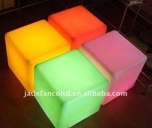 led cube seat lighting