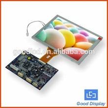 8'' Digital TFT LCD Display Monitor VGA and Video input