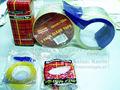 embalaje de la cinta y cinta de papelería envases individuales para venta al por menor