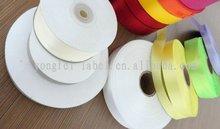 polyester single face satin ribbon (high quality)