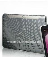 TPU case for Samsung Galaxy Tab P7500 flare design