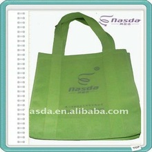 eco-green laminated pp non woven shopping bag