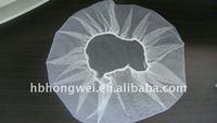 Disposable hair mesh cap