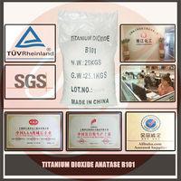 titanium dioxide anatase in chemicals