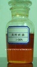 Natural vitamina E óleo 50% MIXED tocoferol 50PCT