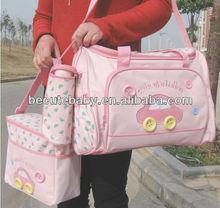 organic baby sleeping bag diaper bag 5in1