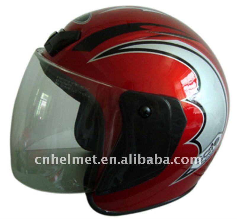 CE helmet smtk-203(red helmet)