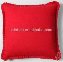 Red beach chair pad