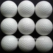 breakable golf ball & explodable golf ball