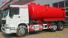 Sewage truck JHL5250GXW