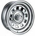 "4x4 Rims of Jeep 15x8.0"" China Steel Wheel Rim High Quanlity"
