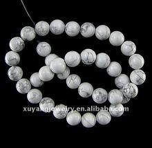 howlite beads 10mm