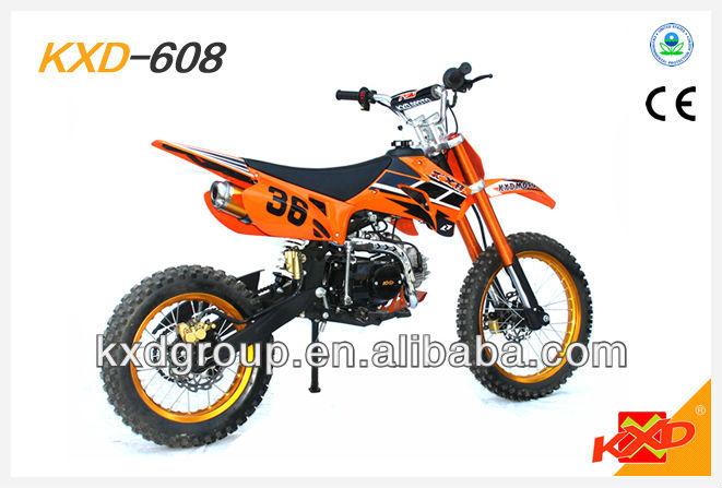 110cc gas powered CE Dirt bike