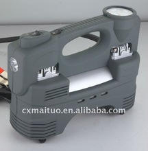 Car Tire inflator/ DC 12v car air compressor/portable air compressor