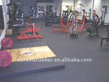 Commercial Fitness Flooring