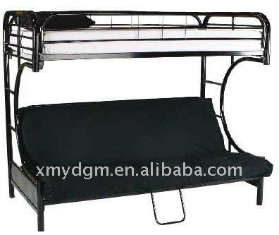 assemble bunk bed metal futon bunk bed mlbk 13 buy