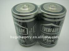R20 PP D size Evereadi Carbon zinc battery