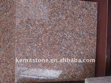 G3786-7 red granit shidao red granite block