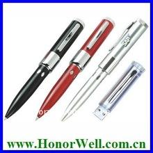 usb pen shape thumb drive custom logo