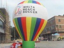 inflatable helium balloon hot air balloon inflatable playground balloon