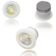 brand LED one piece at 12W high power led downlight
