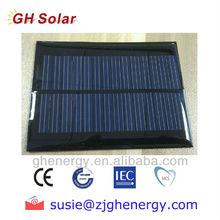 2.5w epoxy solar panel