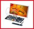 Av vga de pantalla ancha 16:9 7 módulo monitor con pantalla táctil