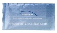 refresh wet car towel