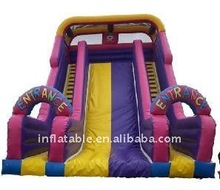 2014 inflatable dry slide