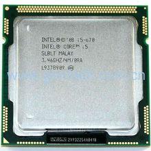 Intel Core processor i5 i5-670