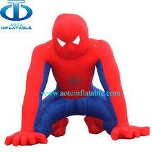 Mini inflatable moving cartoon