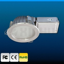 6 Inches 9W LED Downlight (emergency battery packs)