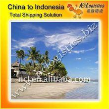 Donguan to Surabaya indonesia container export service
