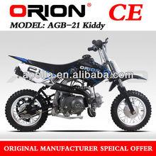 China Apollo ORION CE 49CC Mini Bike Kids Pit bike dirt bike 49cc AGB-21