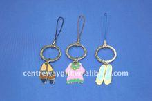 hot lovely shape key chain/key chain ornament
