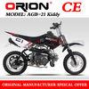 China Apollo ORION 50cc Dirt Bike Kids 50cc Mini Cross Pit Bike Automatic AGB-21