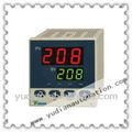 Controle de processos industriais em/fora controlador de temperatura