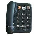 foto de família grande botão de telefone