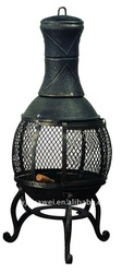 Outdoor Chiminea #C1015